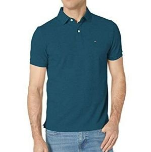Tommy Hilfiger Mens Short Sleeve Polo Shirt